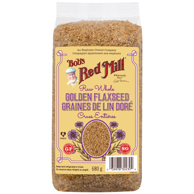 Bob\'s Red Mill Gluten Free Golden Flaxseed