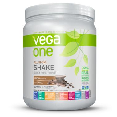 Vega One All-In-One Mocha Nutritional Shake