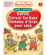 Healthy Times Organic Barley Cereal For Baby