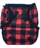 Bummis Swimmi One Size Swim Diaper Lumberjack