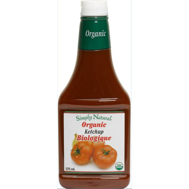 Simply Natural Organic Ketchup