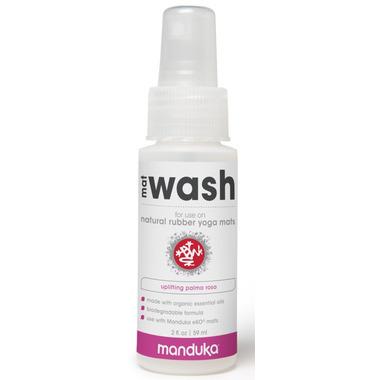Manduka Mat Cleaner Restore Spray Travel Size Palmarosa