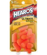 Hearos Ultimate Softness Series Ear Plugs for Noise