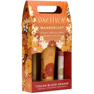 Pacifica Wanderlust Set Tuscan Blood Orange
