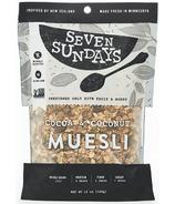 Seven Sundays Cocoa & Coconut Muesli