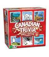Canadian Trivia: Family Edition