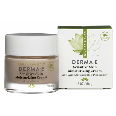 Derma E Sensitive Skin Moisturizing Cream with Pycnogenol