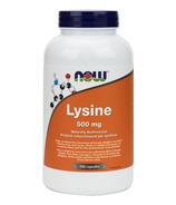 NOW Foods L-Lysine
