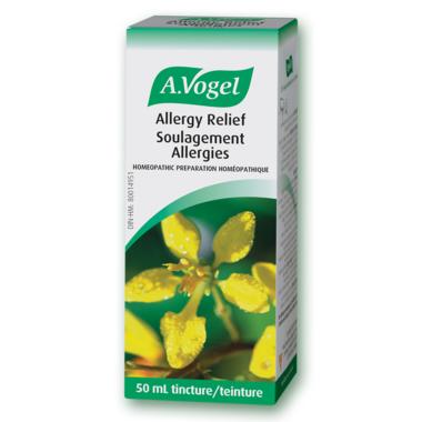 A.Vogel Allergy Relief Liquid