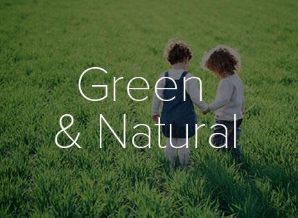 Green & Natural