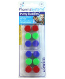 PharmaSystems Putty Buddies Floating Silicone Ear Plugs