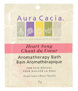 Aura Cacia Aromatherapy Heart Song Bath Soak
