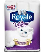 Royale Velour 2-Ply Bathroom Tissue