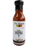 Hot Mamas Garlic BBQ Sauce