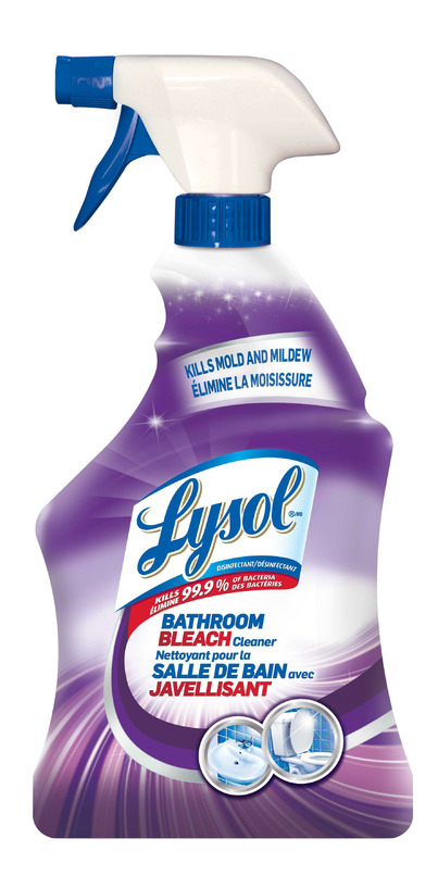 Buy Lysol Bathroom Cleaner Mold Mildew Blaster With Bleach At Free Shipping 35 In