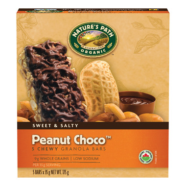 Nature\'s Path Organic Chewy Granola Bars