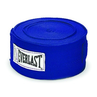 Everlast 108 inch Hand Wraps Blue