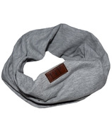 L&P Apparel Infinity Scarf Gray