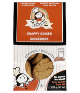 Patsy Pie Snappy Ginger Cookies