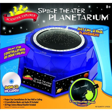 Scientific Explorer Space Theatre Planetarium
