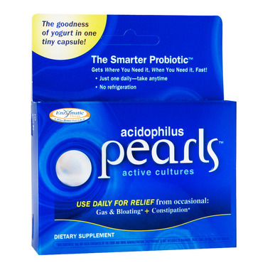 Pearls Probiotic softgels contain two probiotic strains to benefit both parts of the intestine to provide total digestive balance.* These advanced triple-layer softgels protect active probiotics inside from air, heat, moisture and stomach acid for maximum survival and delivery to the intestine.