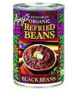 Amy's Organic Refried Black Beans