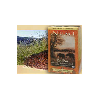 Numi Organic Rooibos Tea