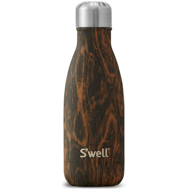 S\'well Wood Collection Stainless Steel Wenge Wood