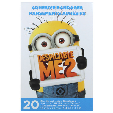 Band-Aid Despicable Me 2