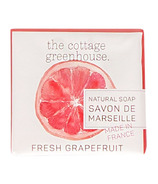 The Cottage Greenhouse Fresh Grapefruit Soap