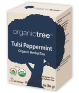 OrganicTree Organic Tulsi Peppermint Tea