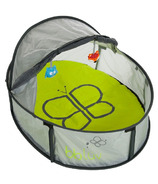 bbluv Nido Mini 2-in-1 Travel Bed and Play Tent
