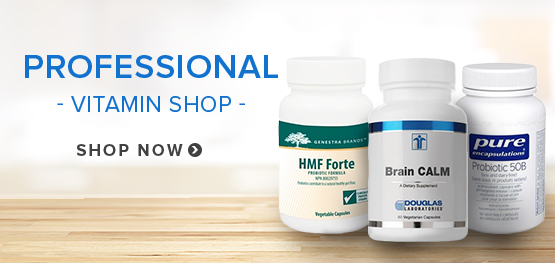 Shop our Profession Vitamin Shop