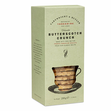 Cartwright & Butler Butterscotch Crunch