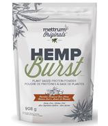 Mettrum Originals Hemp Burst Plant Based Protein Powder