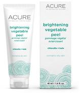 Acure Brightening Vegetable Peel