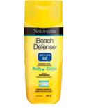 Neutrogena Beach Defense Sunscreen Lotion