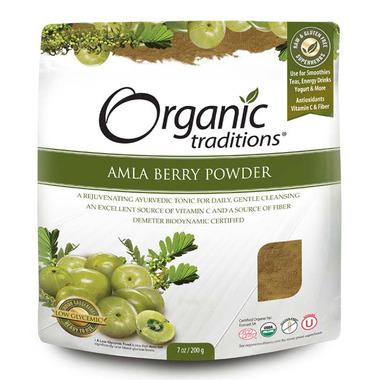 Organic Traditions Amla Powder
