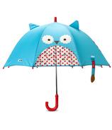 Skip Hop Zoo Little Kid Umbrella Owl