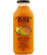 Black River 100% Juice Blends Apple & Mango