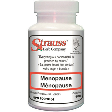 Strauss Herb Company Menopause