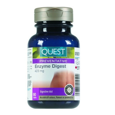 Quest Enzyme Digest