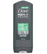 Dove Men + Care Sensitive Shield Face and Body Wash