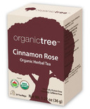 OrganicTree Organic Cinnamon Rose Tea