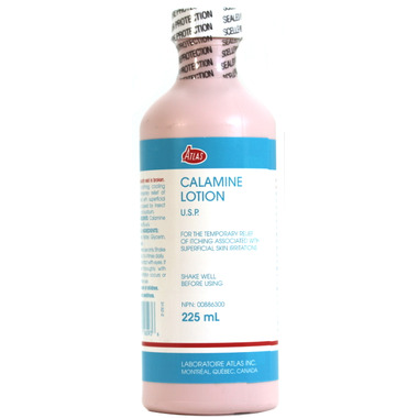 Atlas Calamine Lotion