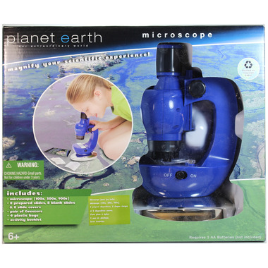 Planet Earth Microscope