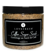 Lovefresh Coffee Sugar Scrub Vanilla Bean