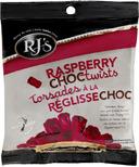 RJ's Licorice Raspberry Choc Twists