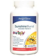 Progressive Sunshine Burst Vitamin D for Kids