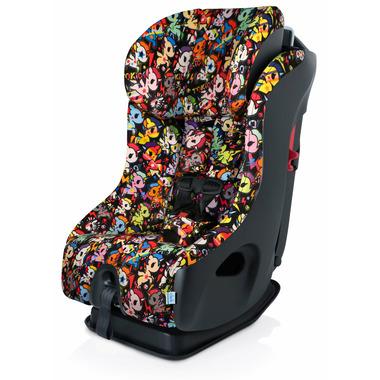 Clek x tokidoki Fllo Convertible Car Seat with ARB tokidoki Unicorn Disco